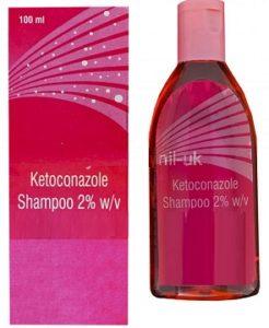 ketoconazole-2% 100 ml