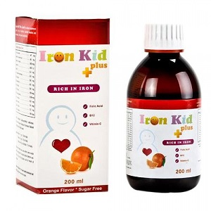 iron kid syrup