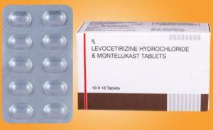 levocetirizine-hydrochloride-montelukast-tablets