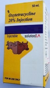 Oxytetracycline Injection 20% W/V