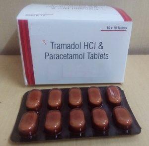 paracetamol tramadol tablet
