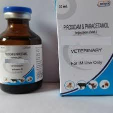 piroxicam paracetamol