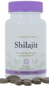 Shilajit 500 mg Capsules