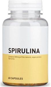 Spirulina 500 mg Capsules