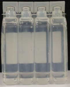 Sterile Normal Saline Solution 30 ml