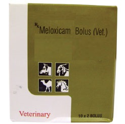 Meloxicam bolus veterinary medicine