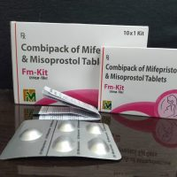 Mifepristone and misoprostol kit