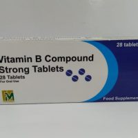 vitamin B compound strong talet